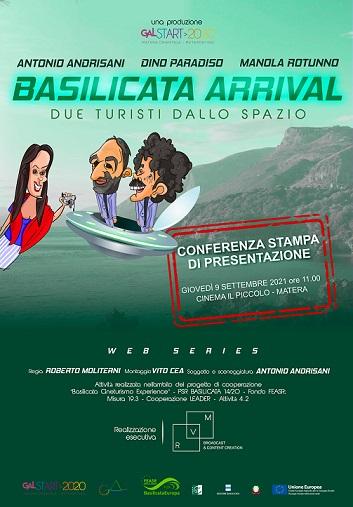 Basilicata Arrival